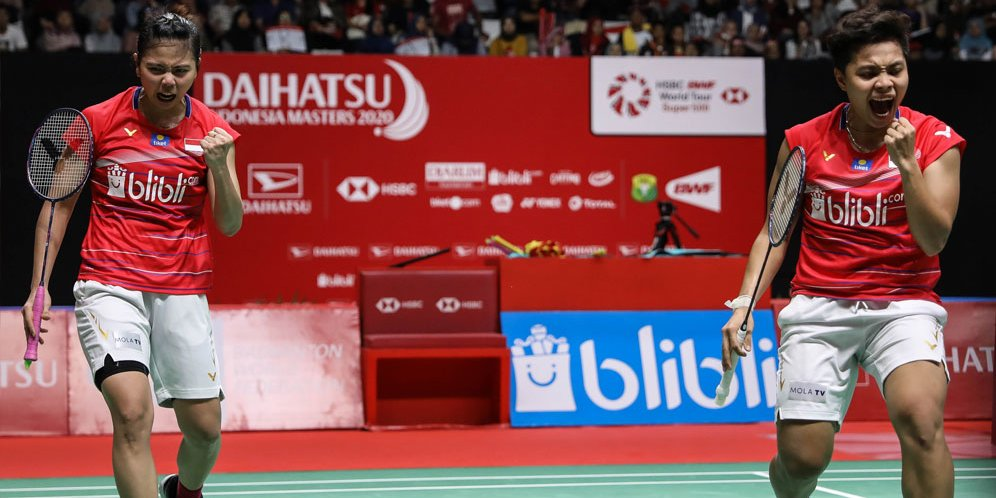 Tonton Serunya Pertandingan Badminton Asia Team Women di Mola TV