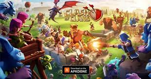 Coc mod apk Unlimited Gold Download Versi Terbaru 2020